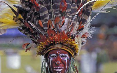 Papua-Uusi-Guinea Elokuu 2020